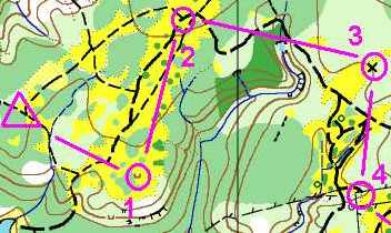 image of a typical course